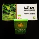 Chokolade og grøn te