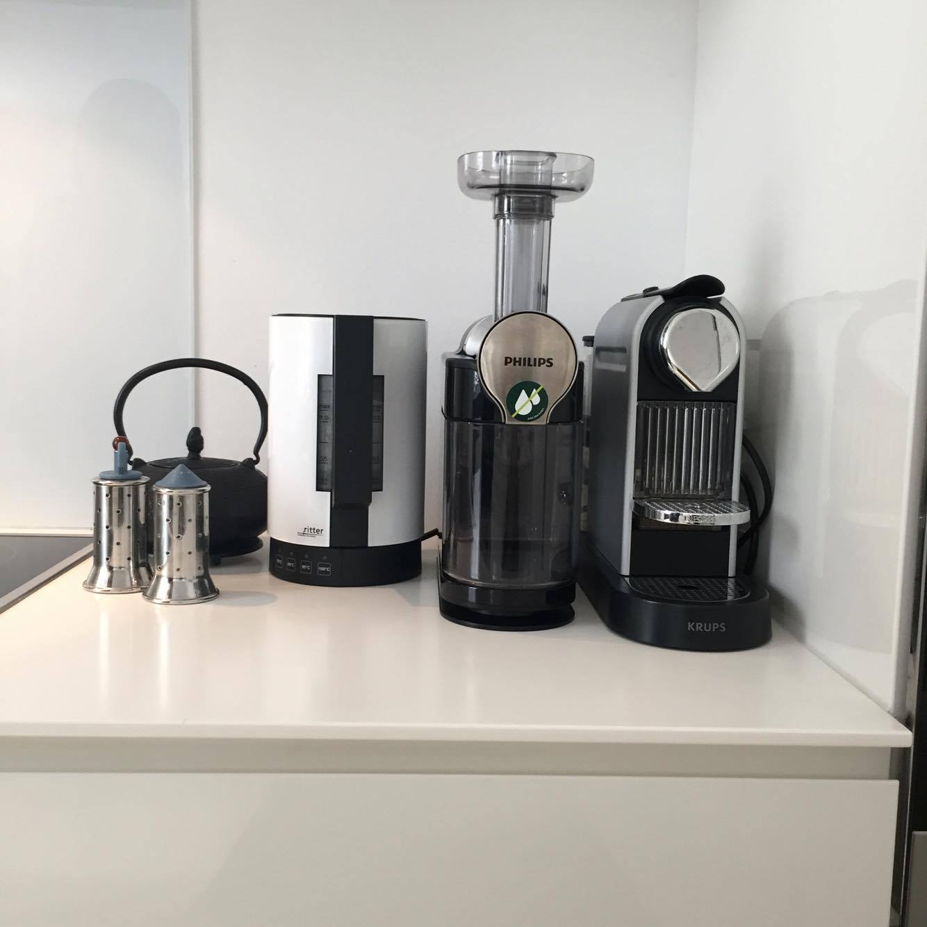 Philips Slow Juicer Demo : Philips slowjuicer